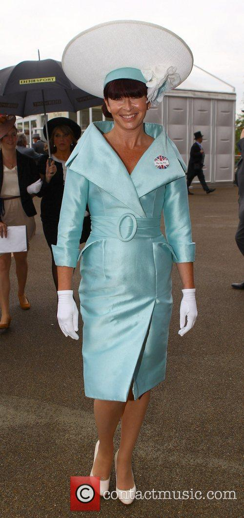 Suzi Perry Royal Ascot at Ascot Racecourse -...