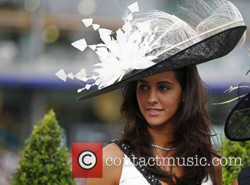 Atmosphere Royal Ascot at Ascot Racecourse - Ladies...