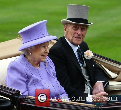 Queen Elizabeth Ii and Prince Philip 2