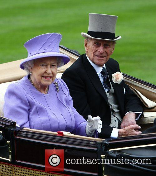 Queen Elizabeth Ii and Prince Philip 3