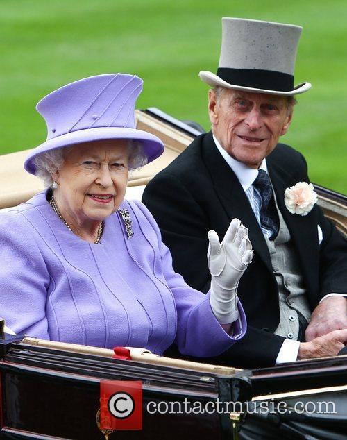 Queen Elizabeth Ii and Prince Philip 4
