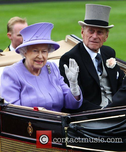 Queen Elizabeth Ii and Prince Philip 5