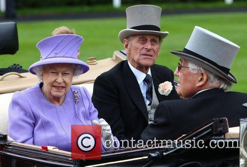 Queen Elizabeth Ii and Prince Philip 11