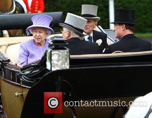 Queen Elizabeth II and Prince Philip 12