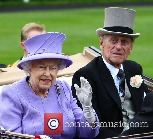 Queen Elizabeth II and Prince Philip 14