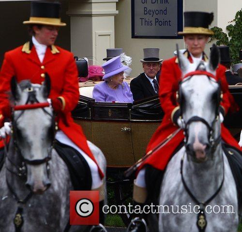 Queen Elizabeth II and Prince Philip 16