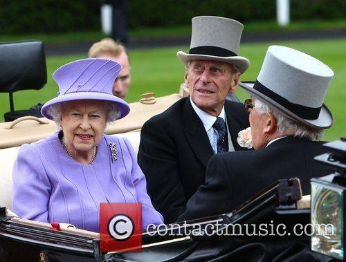 Queen Elizabeth II and Prince Philip 17