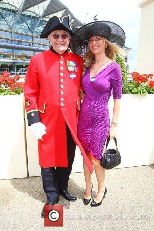 atmosphere royal ascot at ascot racecourse day 3958307