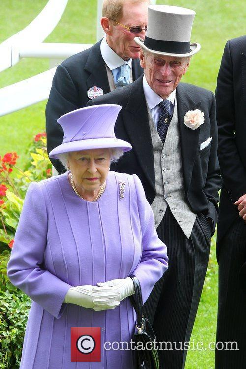 Queen Elizabeth Ii and Prince Philip 4
