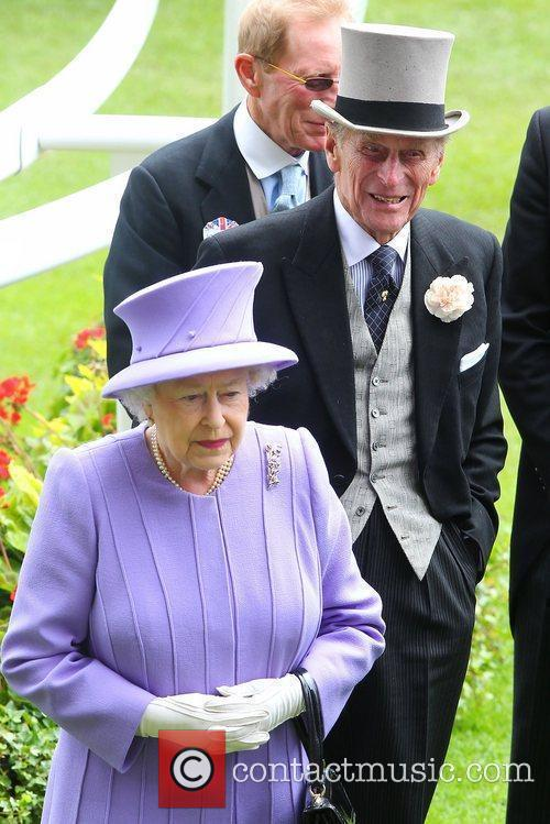 Queen Elizabeth Ii and Prince Philip 5