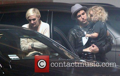Ashlee Simpson, Fall Out Boy, Jessica Simpson and Pete Wentz 2