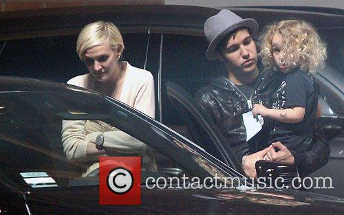 Ashlee Simpson, Fall Out Boy, Jessica Simpson and Pete Wentz 3