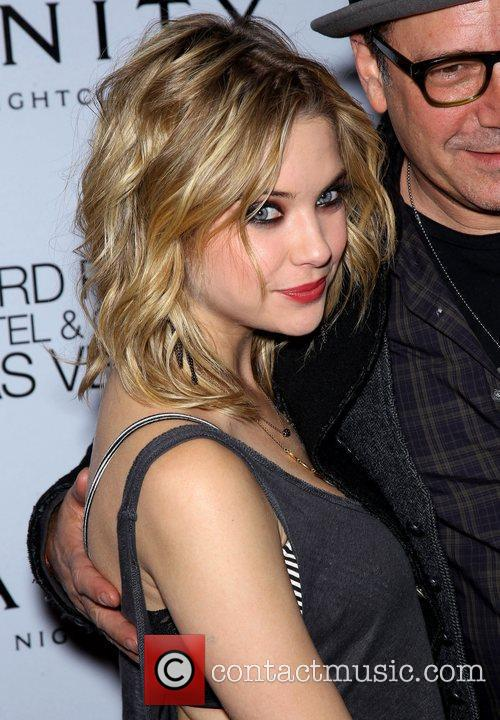 Ashley Benson and Hard Rock Hotel And Casino 8