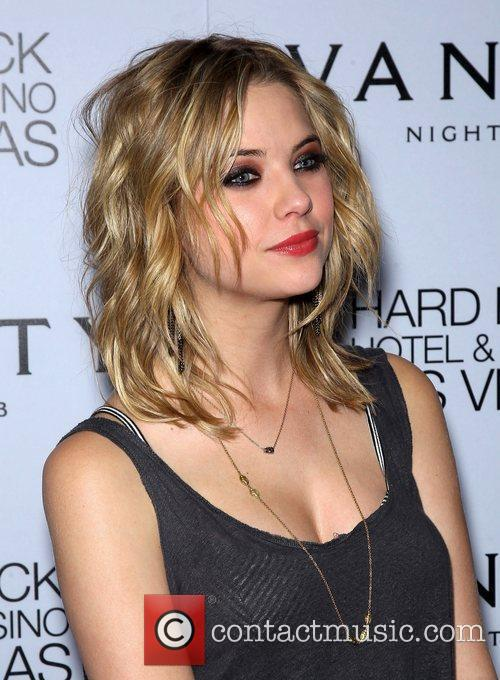 Ashley Benson and Hard Rock Hotel And Casino 2