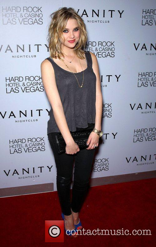 Ashley Benson and Hard Rock Hotel And Casino 4