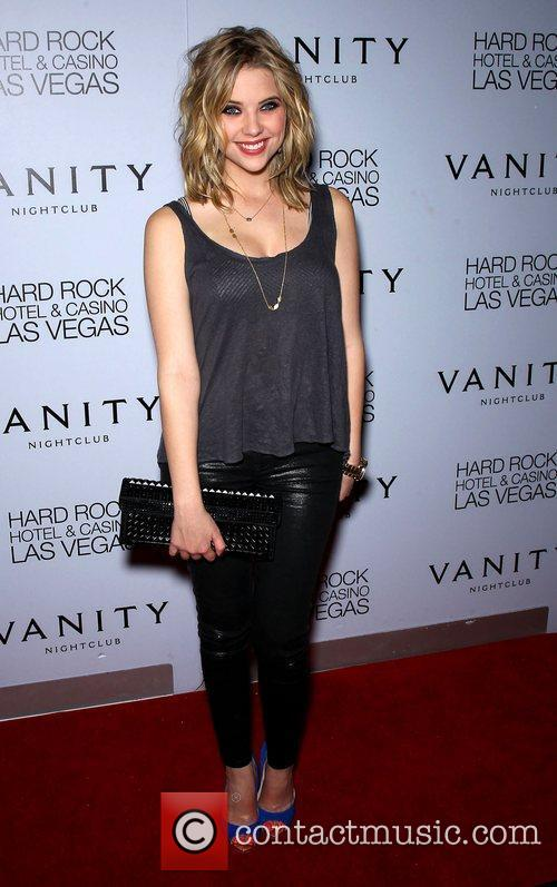 Ashley Benson and Hard Rock Hotel And Casino 7