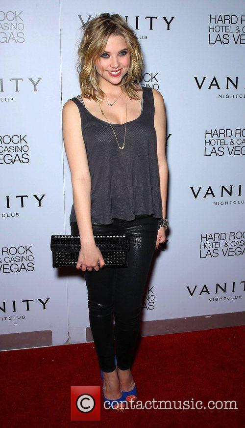 Ashley Benson and Hard Rock Hotel And Casino 11