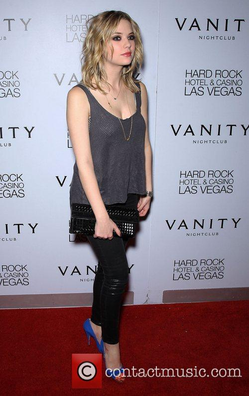 Ashley Benson and Hard Rock Hotel And Casino 9