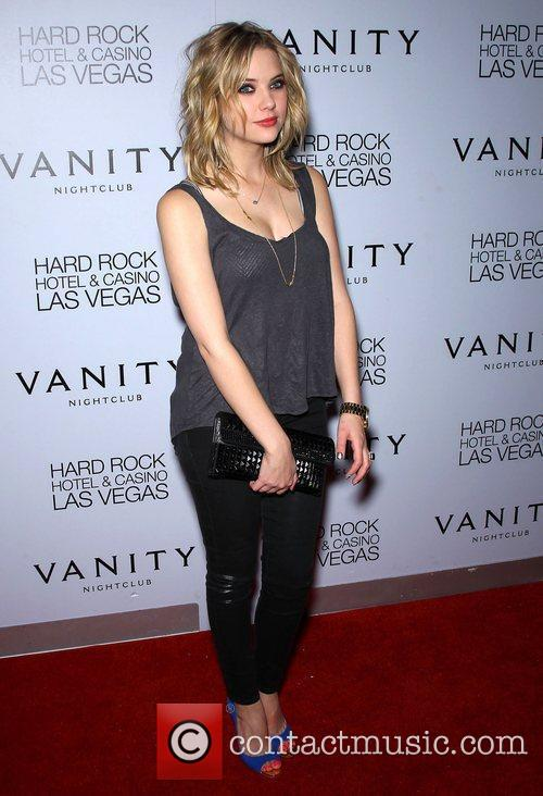 Ashley Benson and Hard Rock Hotel And Casino 10
