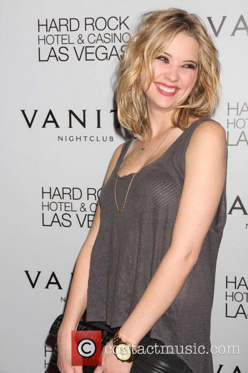 Ashley Benson and Hard Rock Hotel And Casino 1