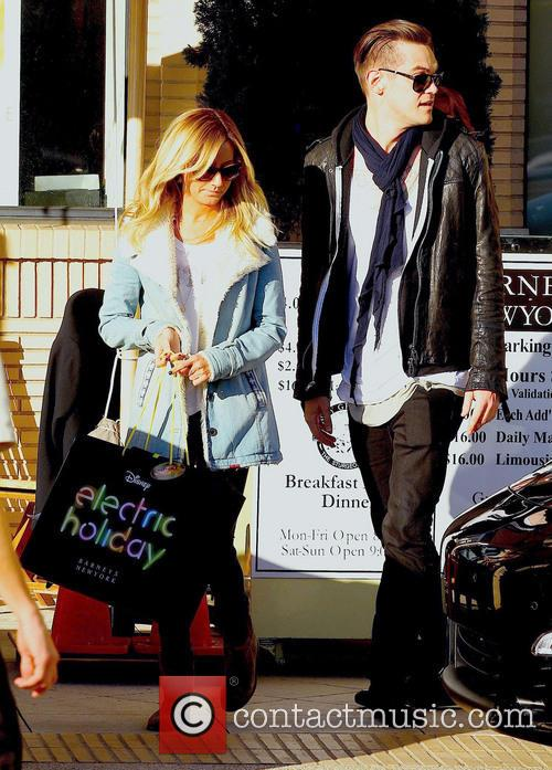 Ashley Tisdale and boyfriend Scott Speer do a...