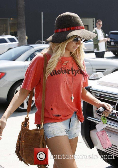Ashley Tisdale and Motorhead 4