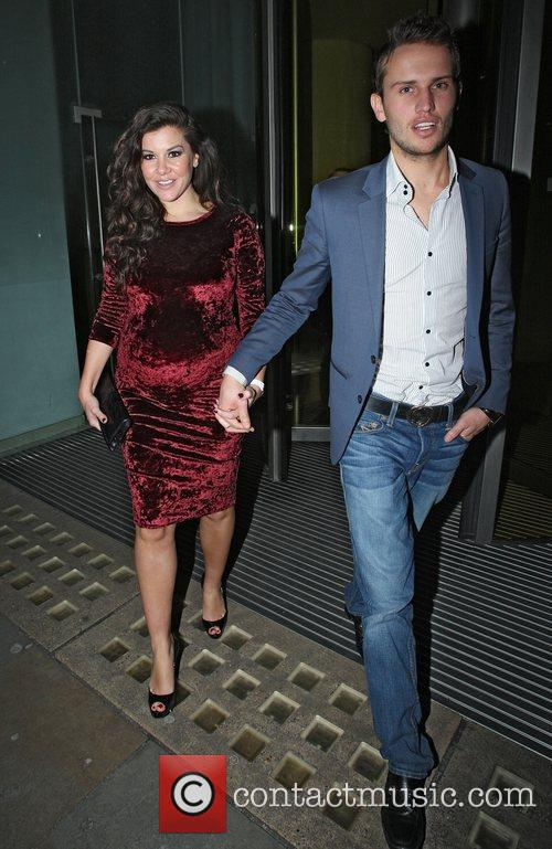 Heavily, Imogen Thomas, Asia De Cuba, St Martins Lane, Birthday, Adam Horsley