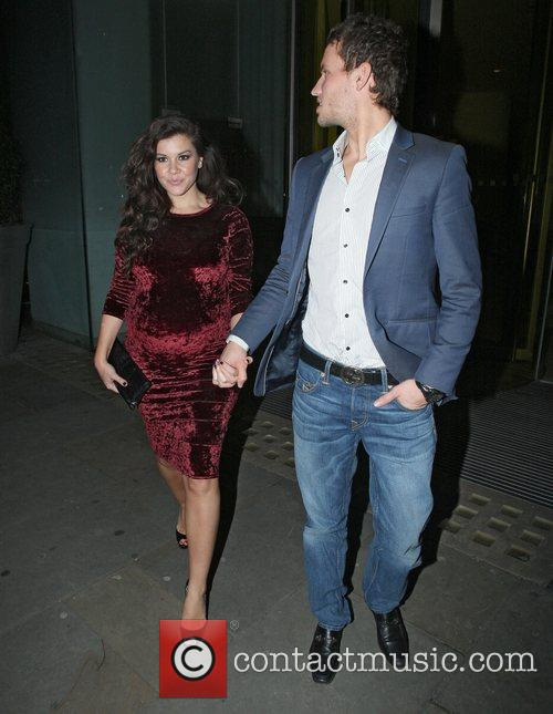 Heavily, Imogen Thomas, Asia De Cuba, St Martins Lane, Birthday and Adam Horsley 7
