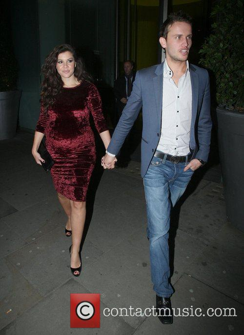 Heavily, Imogen Thomas, Asia De Cuba, St Martins Lane, Birthday and Adam Horsley 5