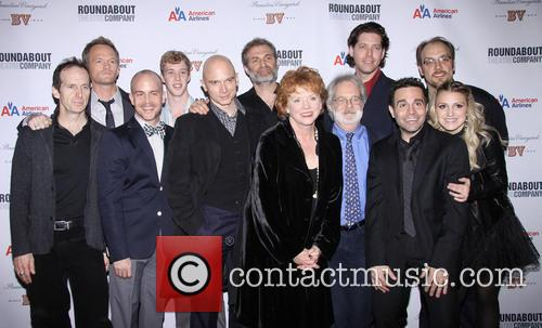 Denis O, Hare, Neil Patrick Harris, Jeffrey Kuhn, Eamon Foley, Michael Cerveris, Marc Kudisch, Becky Ann Baker, John Weidman, James Barbour, Mario Cantone, Alexander Gemignani, Annaleigh Ashford, Assassins, Studio and New York City 1