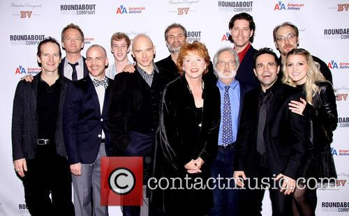 Denis O, Hare, Neil Patrick Harris, Jeffrey Kuhn, Eamon Foley, Michael Cerveris, Marc Kudisch, Becky Ann Baker, John Weidman, James Barbour, Mario Cantone, Alexander Gemignani, Annaleigh Ashford, Assassins, Studio and New York City 2