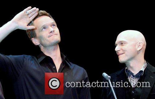 Neil Patrick Harris, Michael Cerveris, Assassins, Studio and New York City 1