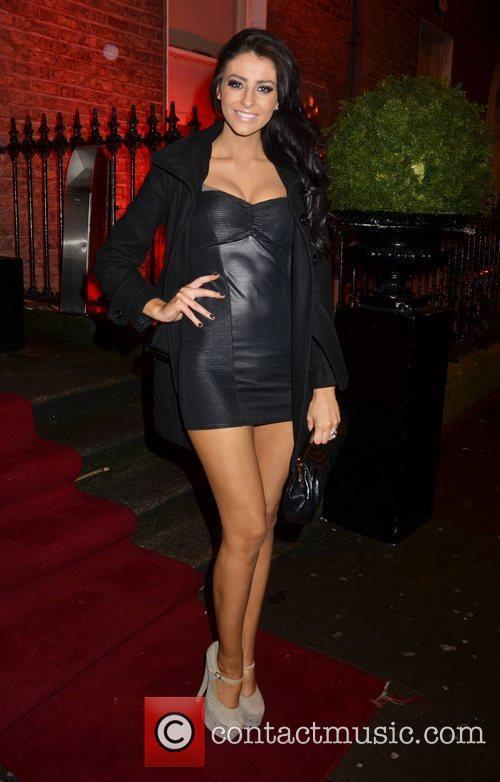 Carla Jackson  Assets Model Agency Christmas Party...