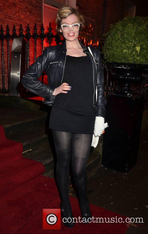 Grace Healy  Assets Model Agency Christmas Party...
