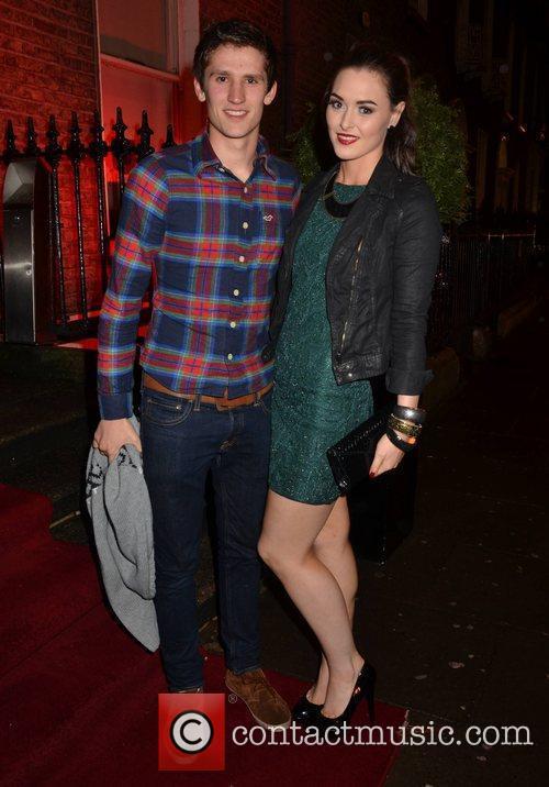 Michael Gregg, Fay Docherty  Assets Model Agency...