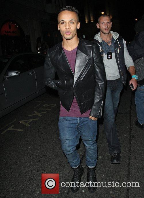 Aston Merrygold and Mahiki 7