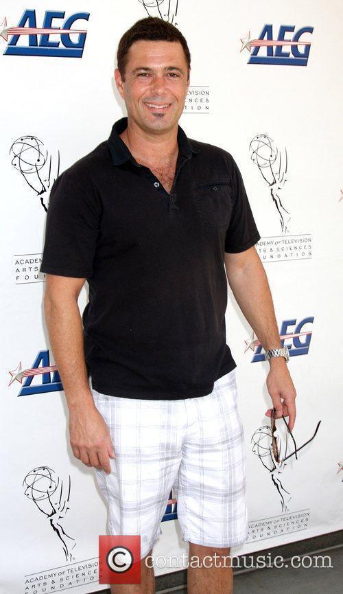 Carlos Bernard,  at the 13th Primetime Emmy...