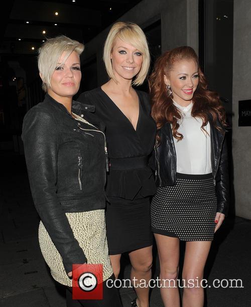 Liz Mcclarnon, Kerry Katona and Natasha Hamilton 2