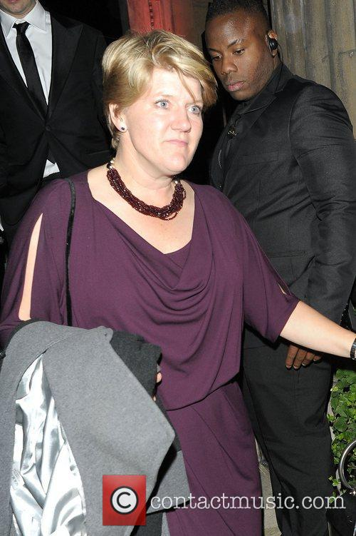 Clare Balding  at Attitude Magazine Awards held...