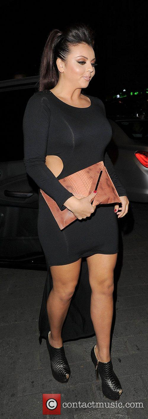Jesy Nelson, Little Mix, Attitude Magazine Awards and One Mayfair 4