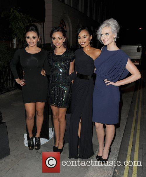 Jesy Nelson, Jade Thirlwall, Leigh-anne, Pinnock, Perrie Edwards, Little Mix, Attitude Magazine Awards and One Mayfair 1