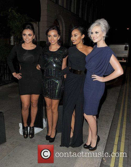 Jesy Nelson, Jade Thirlwall, Leigh-anne, Pinnock, Perrie Edwards, Little Mix, Attitude Magazine Awards and One Mayfair 3