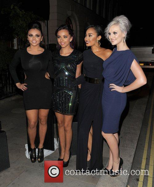 Jesy Nelson, Jade Thirlwall, Leigh-anne, Pinnock, Perrie Edwards, Little Mix, Attitude Magazine Awards and One Mayfair 2