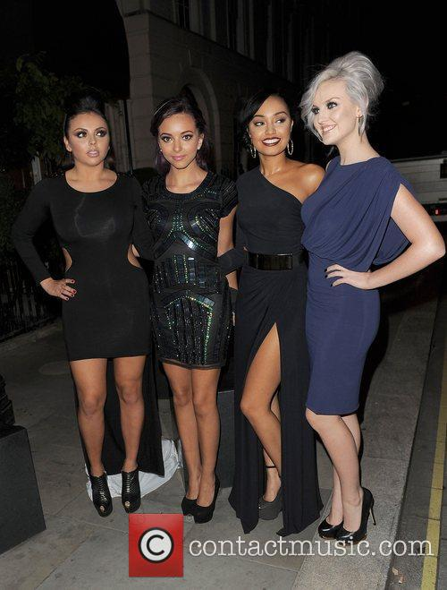 Jesy Nelson, Jade Thirlwall, Leigh-anne, Pinnock, Perrie Edwards, Little Mix, Attitude Magazine Awards and One Mayfair 9