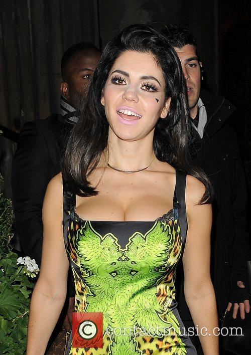 Marina Diamandis, Diamonds, Attitude Magazine Awards and One Mayfair 6