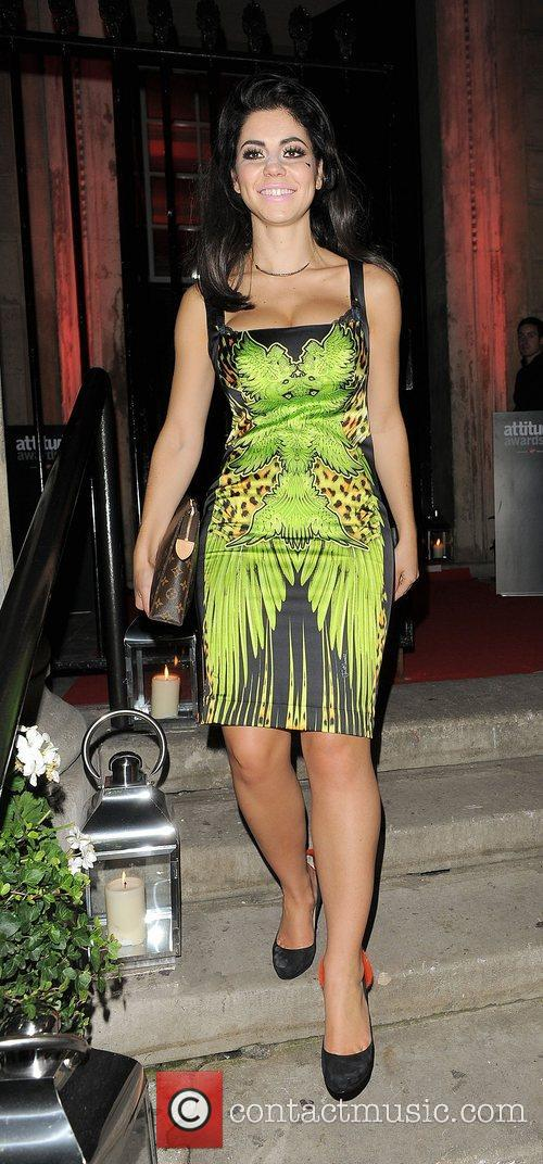 Marina Diamandis, Diamonds, Attitude Magazine Awards and One Mayfair 8
