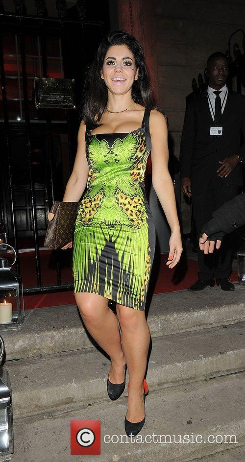 Marina Diamandis, Diamonds, Attitude Magazine Awards and One Mayfair 4