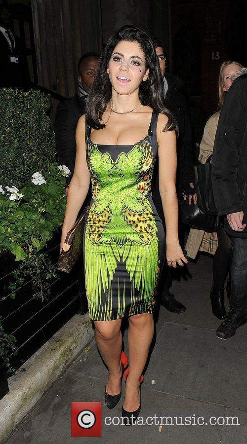 Marina Diamandis, Diamonds, Attitude Magazine Awards and One Mayfair 11