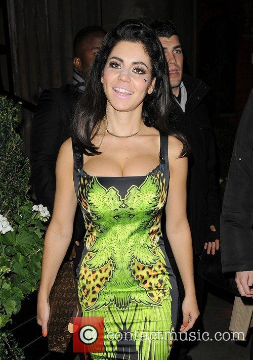 Marina Diamandis, Diamonds, Attitude Magazine Awards and One Mayfair 1