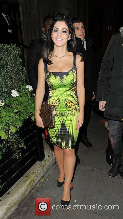 Marina Diamandis, Diamonds, Attitude Magazine Awards and One Mayfair 10